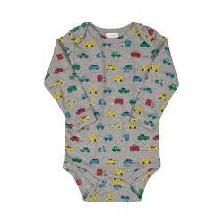 Body niemowlęce w kolorowe auta 5T39A7 Oferta ważna tylko do 2023-08-19