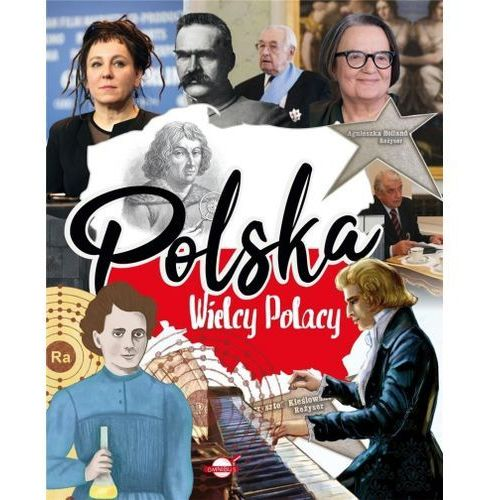 Książki dla dzieci, Polska. Wielcy Polacy (opr. twarda)
