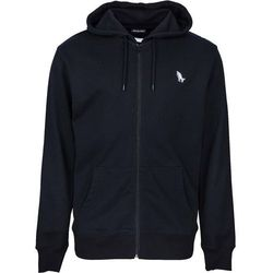 bluza SANTA CRUZ - Ghost Lady Zip Hood Black (BLACK)