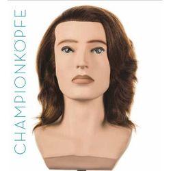 Główka Fryzjerska Męska Greorge 30cm L'image Włos Ludzki Champion