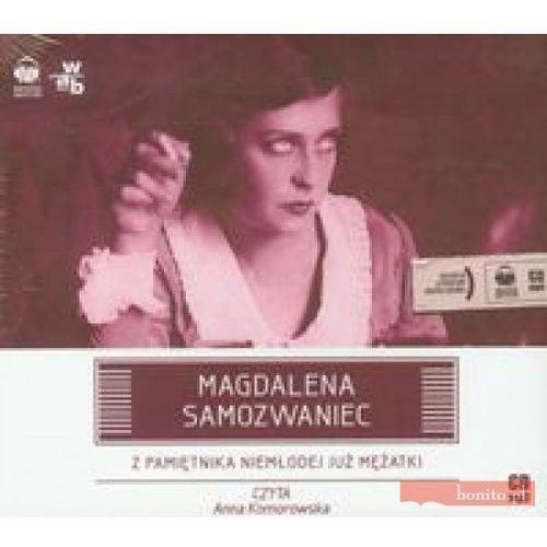 Biografie i wspomnienia, Z pamiętnika niemłodej już mężatki CD mp3 (opr. kartonowa)