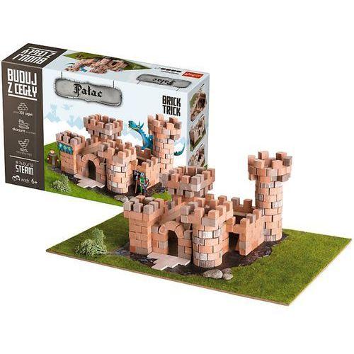 Klocki dla dzieci, Trefl Brick Trick Pałac XL - DARMOWA DOSTAWA OD 199 ZŁ!!!