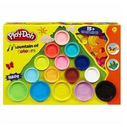 Play Doh Góra kolorów 15 tub 22570 Hasbro
