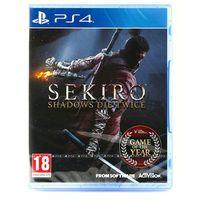 Gry na PlayStation 4, Sekiro Shadows Die Twice (PS4)