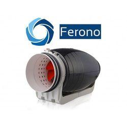 Wentylator kanałowy, osiowy, plastikowy, cichy 100/125mm, 284 m3/h (FKP100/125SL) BEZPŁATNA dostawa kurierem!