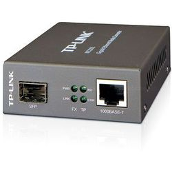 TP-Link MC220L konwerter 1000BaseT (RJ45) - 1000BaseSX/LX/LH (SFP)- natychmiastowa wysyłka, ponad 4000 punktów odbioru!