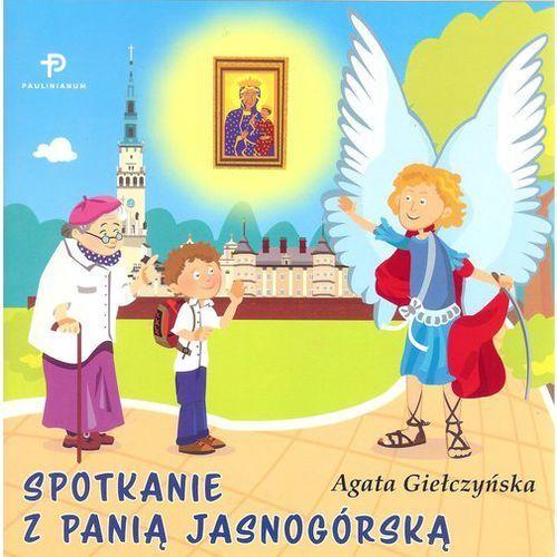 Książki dla dzieci, Spotkanie z Panią Jasnogórską - Agata Giełczyńska (opr. broszurowa)