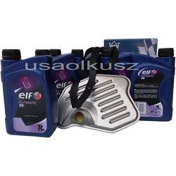 Filtr oraz olej ELF G3 automatycznej skrzyni biegów Ford Thunderbird 1996-1997