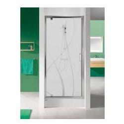 SANPLAST drzwi Tx 5 90 otwierane, szkło W15 DJ/TX5b-90 600-271-1050-38-231