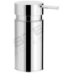 Dozownik do mydła w płynie 0,15L / nablatowy | 6 x 10 x 15,5 cm