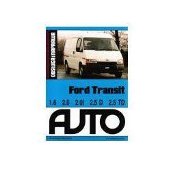 Ford Transit Obsługa i naprawa (opr. miękka)