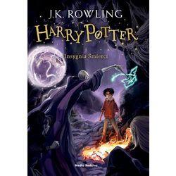 Harry Potter i Insygnia Śmierci (opr. miękka)