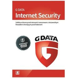G Data Internet Security 2019 2PC/3Lata