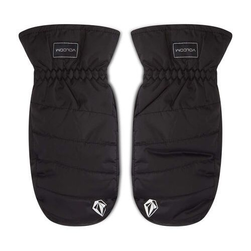 Rękawice ochronne, Rękawice snowboardowe VOLCOM - Puff Puff Mitt K6852109 Black
