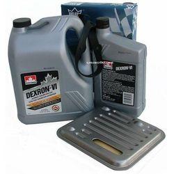 Filtr oraz olej Dextron-VI automatycznej skrzyni biegów 4SPD Dodge Stratus -2006
