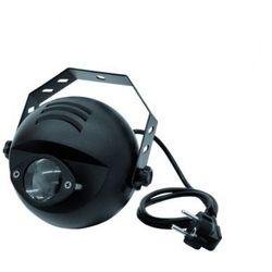 Eurolite LED PST-9W RGB DMX SPOT - oświetlacz kuli