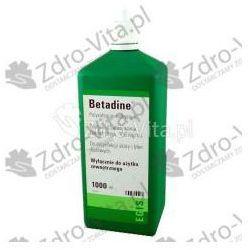 Betadine,10%, roztwor, na skore,1000 ml