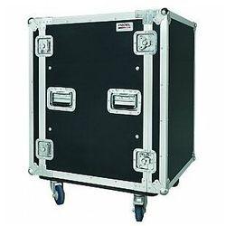 PROEL CR416BLKMW skrzynia case / rack 16U z kołami 100mm, głębokość 50 cm