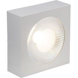 Lampa meblowa Brilliant G94255/05, LED wbudowany na stałe x 1 20 W, 230 V, IP20, (DxSxW) 20 x 20 x 8 cm, biały