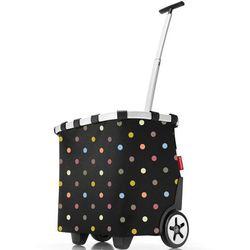 Reisenthel Carrycruiser wózek na zakupy / ROE7009 - Dots