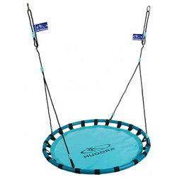 HUŚTAWKA HUDORA GNIAZDO niebieskie 120cm max 120kg pełne siedzisko