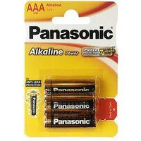 Baterie, Panasonic Bateria alkaliczna LR03 1,5V 9334