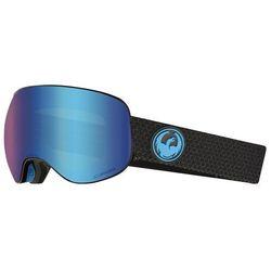 gogle snowboardowe DRAGON - Dr X2 Four Split Llblueion+Llamber (334) rozmiar: OS