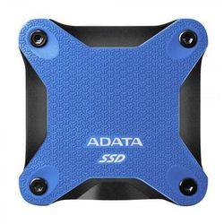 Adata SSD SD600Q 240GB USB 3.1 ASD600Q-240CGU31-CBL Niebieski