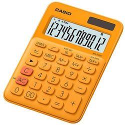 Kalkulator CASIO MS-20UC-RG-S Pomarańczowy