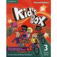 Książki do nauki języka, Kid's Box Level 3 2nd Edition: : Pupil's Book (opr. miękka)