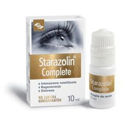 Starazolin Complete krople do oczu 10ml
