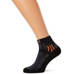 X-Socks Run Two skarpety funkcyjne dla dorosłych, czarny, 39/41