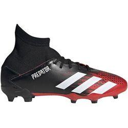 Buty piłkarskie adidas Predator 20.3 FG JR czarne EF1930