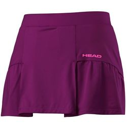 Head spódniczka tenisowa Club Basic Skort G Purple 140 - BEZPŁATNY ODBIÓR: WROCŁAW!