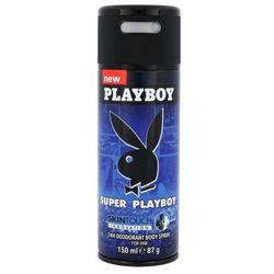 Playboy Super Playboy For Him dezodorant 150 ml dla mężczyzn