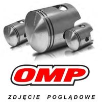 Tłoki motocyklowe, OMP TŁOK APRILIA RS 50, AM 6 (47,5 MM), BIG BORE + 0,50MM 4804D720