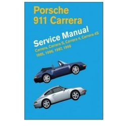 Porsche 911 Carrera (Type 993) Service Manual 1995 - 1998