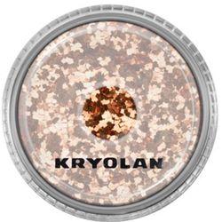 Kryolan POLYESTER GLIMMER COARSE (COPPER) Gruby sypki brokat - COPPER (2901)