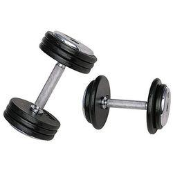 Hantla jednoręczna inSPORTline ProfiST 50 kg