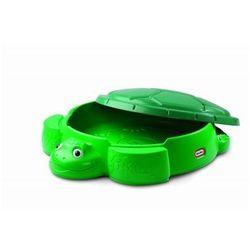 Piaskownica Żółw zielona