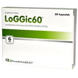 LoGGic60 kapsułki 20szt.