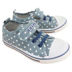 AXIM 3TE11626 niebieski, tenisówki dziecięce, rozmiary: 25-30 - Niebieski