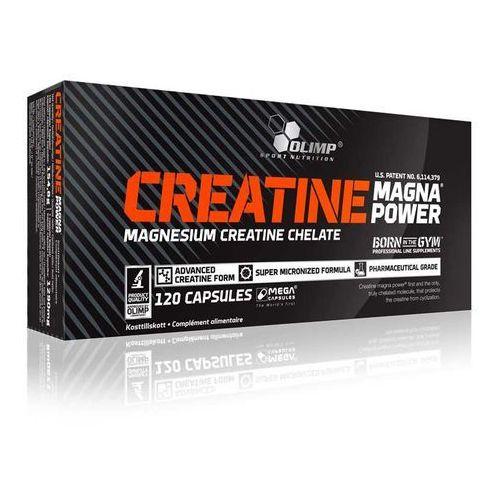 Kreatyny, Kreatyna OLIMP Creatine Magna Power 120kaps Najlepszy produkt Najlepszy produkt tylko u nas!