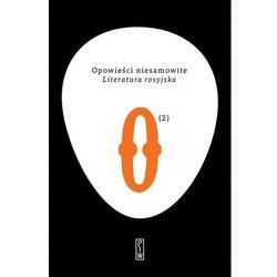 Opowieści niesamowite 2. Literatura rosyjska - Praca zbiorowa (opr. twarda)