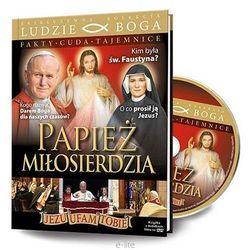 PAPIEŻ MIŁOSIERDZIA + Film DVD wyprzedaż 06/18 (-18%)