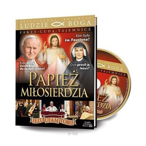 Filmy religijne i teologiczne, PAPIEŻ MIŁOSIERDZIA + Film DVD