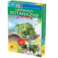 Książki dla dzieci, Laboratorium botaniczne, Książeczki I M A Genius - Lisciani DARMOWA DOSTAWA KIOSK RUCHU