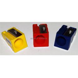 Temperówka do Kredek Trio Grubych 17mm Plastik