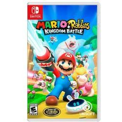 Mario + Rabbids: Kingdom Battle N. Switch