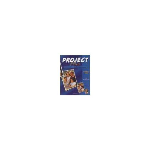 Książki do nauki języka, Project Plus: Student's Book (opr. broszurowa)